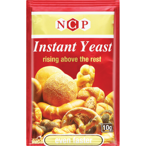 NCP Dry Instant Yeast Sachet 10g
