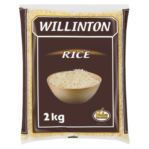 Willinton Rice 2kg