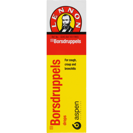 Lennon Borsdruppels Bottle 20ml