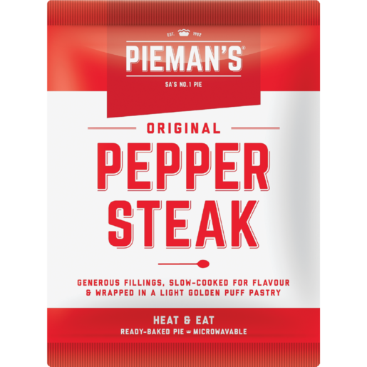 Pieman's Pepper Steak Pies | Frozen Pies | Frozen Pies ...