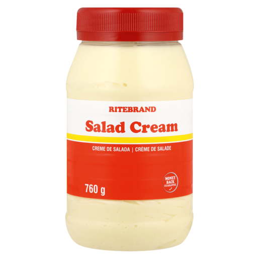 Ritebrand Salad Cream 760g