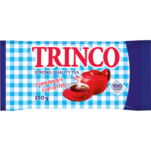 Trinco Strong Quality Tea 100 Pack