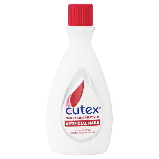 Cutex Nail Polish Remover For Artificial Nails 100ml