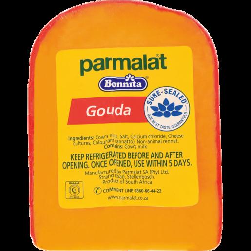 parmalat bonnita gouda cheese per kg  cottage cheese