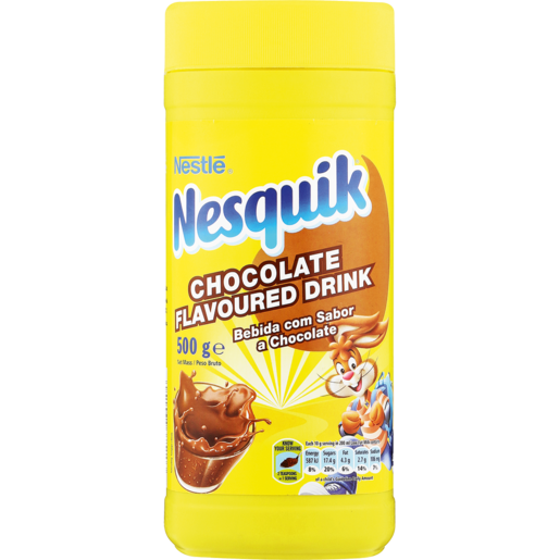 Nesquik Chocolate Flavoured Beverage 500g