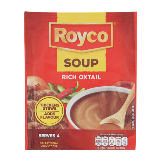 Royco Rich Oxtail Soup Packet 50g