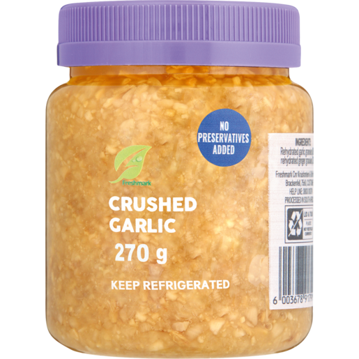 Crushed Garlic 270g
