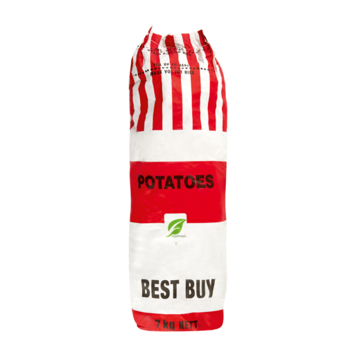 Potatoes In Pack 7kg