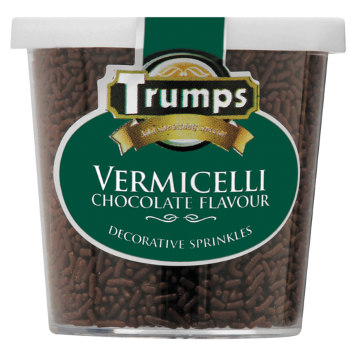 Trumps Vermicelli Chocolate Sprinkles 75g