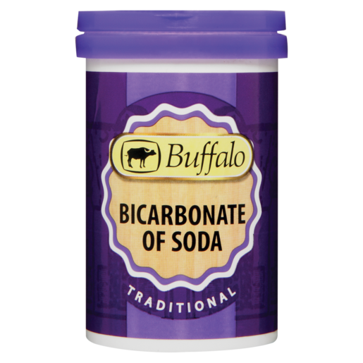 Buffalo Traditional Bicarbonate Of Soda Pack 100g