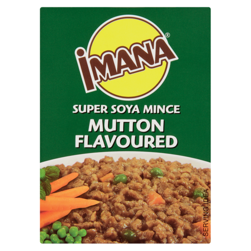 Imana Mutton Flavoured Super Soya Mince 200g