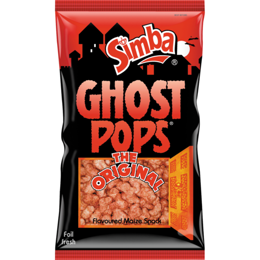 Simba Original Ghost Pops 100g