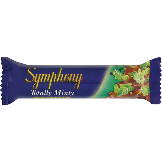 Symphony Totally Minty Chocolate