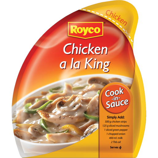Royco Chicken A La King Cook-In Sauce 54g