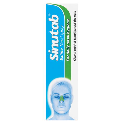Sinutab Saline Nasal Spray 15ml