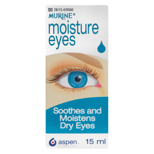 Murine Moisture Eyes Drops 15ml