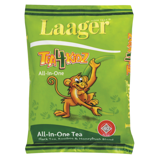 Laager 4 Kidz All-In-One Tea 40 Pack