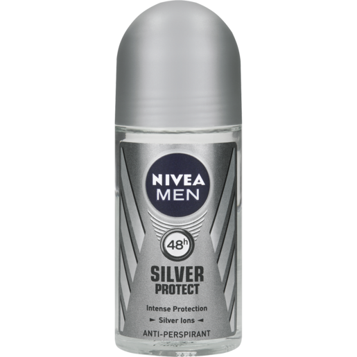 Nivea Men Silver Protect Roll-On 50ml