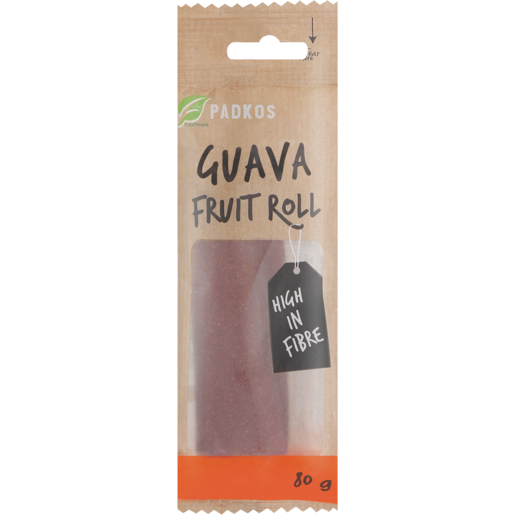 Padkos Guava Fruit Roll 80g