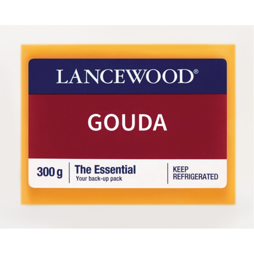 Lancewood Fresh Gouda Cheese Pack 300g