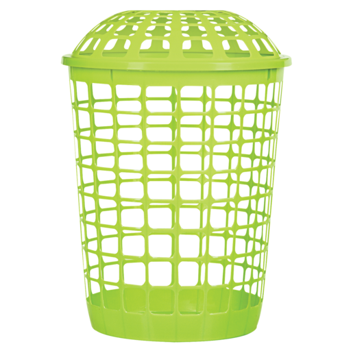 Budget Assorted Plastic Linin Bin With Lid