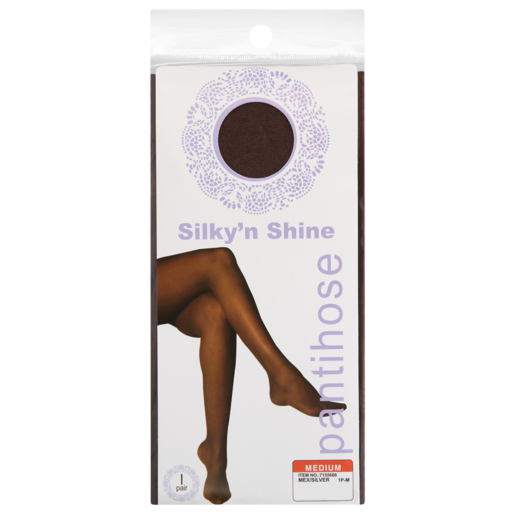 Silky'n Shine Medium Pantyhose