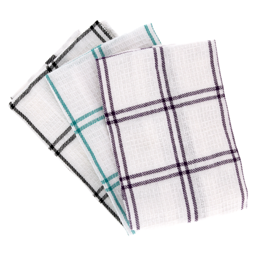 Assorted Kitchen Cloth Set 3 Pack