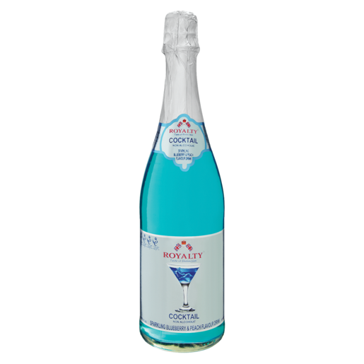 Royalty Blueberry Flavoured Cocktail Bottle 750ml