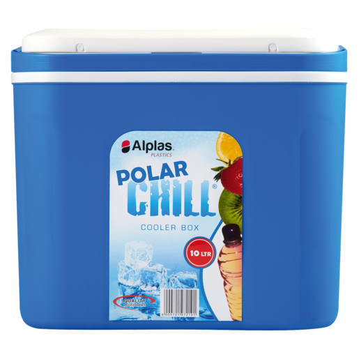 Alplas Polar Chill Cooler Box 10L