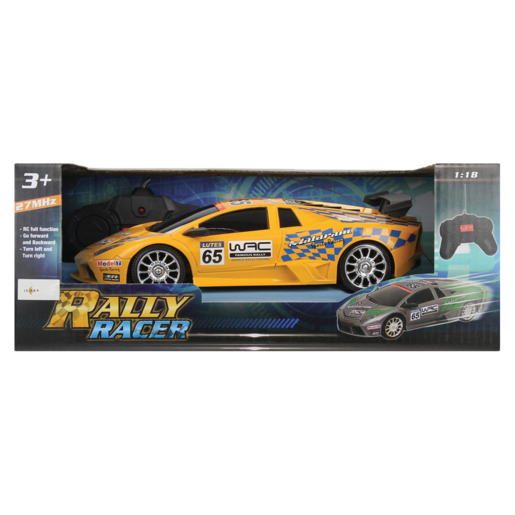 Rally Racer 1:20 R/C Car