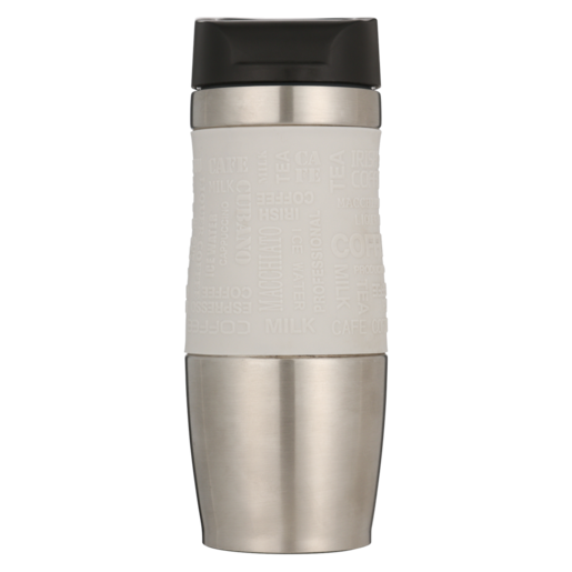 Cuppa Double Wall Stainless Steel Travel Mug 380ml