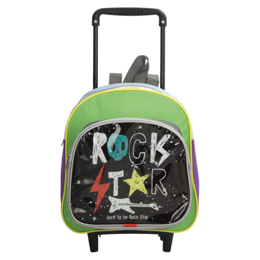 Assorted Kiddies Trolley Backpack