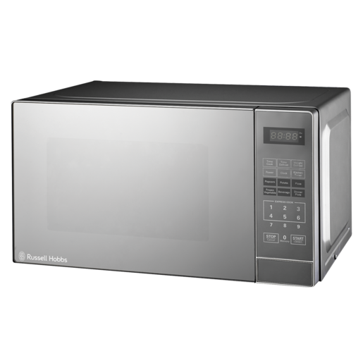 Russell Hobbs Electronic Mirror Microwave 20L