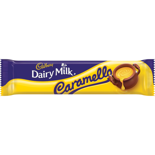 Cadbury Caramello Chocolate Slab 39g