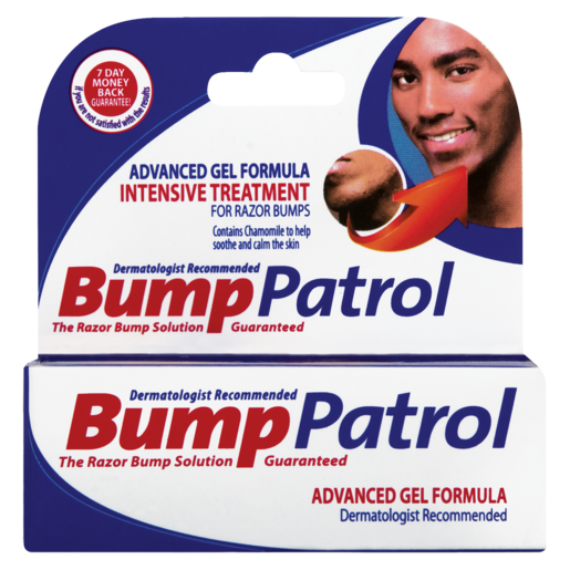 Bump Patrol Advanced Gel Aftershave 30ml
