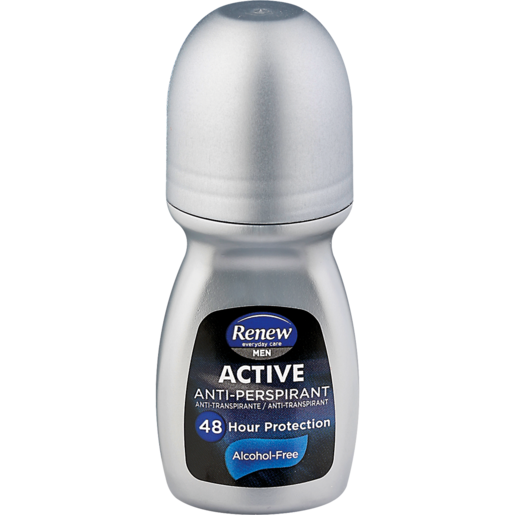 Renew Active Mens Roll-On 50ml