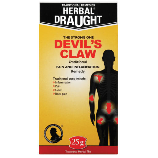 Herbal Draught Devil's Claws Herbal Tea 25g