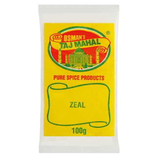 Osman S Zeal Spice 100g Spices Cooking Ingredients Food Cupboard Food Shoprite Za