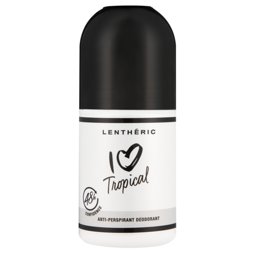 Lenthéric I Love Tropical Ladies Anti-Perspirant Roll-On 50ml
