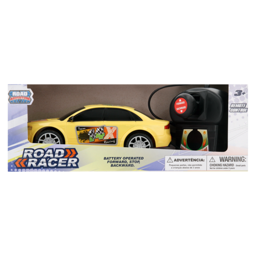 Road Adventure Remote Control Car