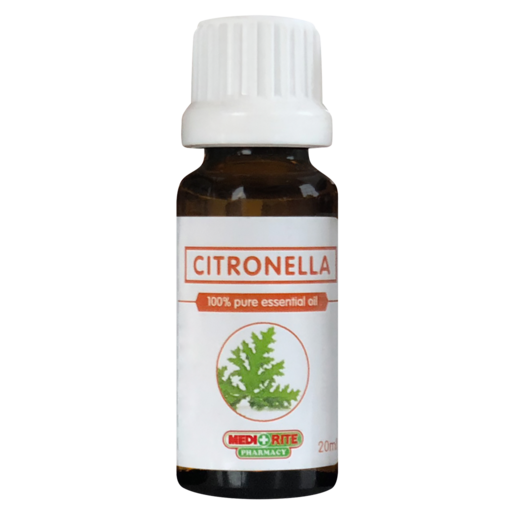 Medirite Citronella Oil 20ml
