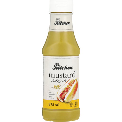 The Kitchen Mustard Sauce 375ml
