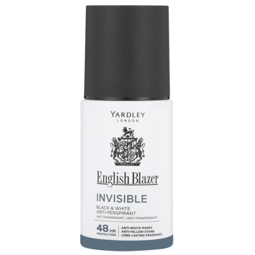 Yardley English Blazer Invisible Anti-Perspirant can 50ml