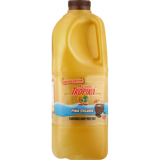 Clover Tropika Limited Edition Piña Colada Flavoured Dairy Blend 2L