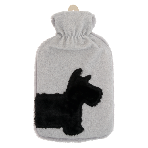 Fleece Rabbit Or Dog Hot Water Bottle 750ml
