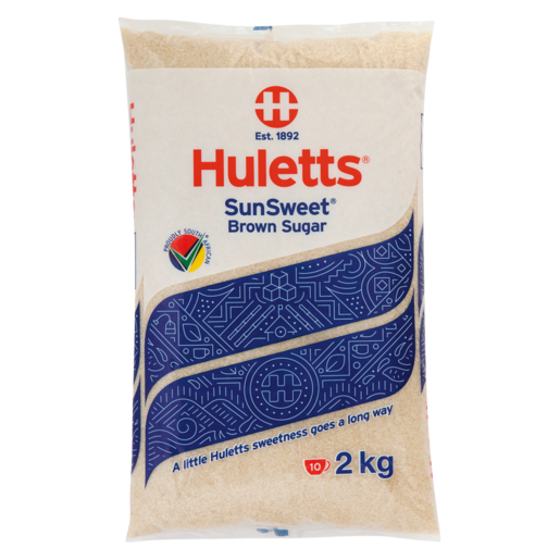 Huletts Sun Sweet Brown Sugar 2kg