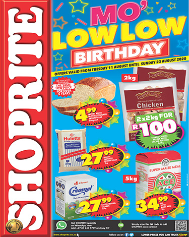Shoprite Birthday Promotion