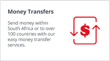 Use Shoprite Money Markets instant money transfer services for your local and international money transfer needs.