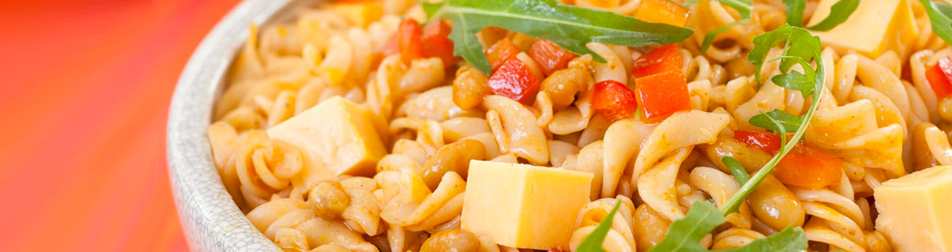 Pasta Salad with KOO Baked Beans
